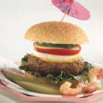 Teriyaki Pork Burgers