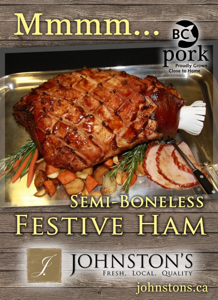 Festive Ham