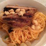 Simple Asian Inspired Johnston's Pork Patties
