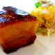 Miso Glazed Pork Belly