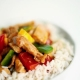 Pork and Peppers Stir-fry