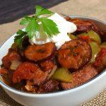 Zesty Sausage Stew