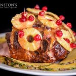 Caribbean Pineapple Honey Glazed Ham